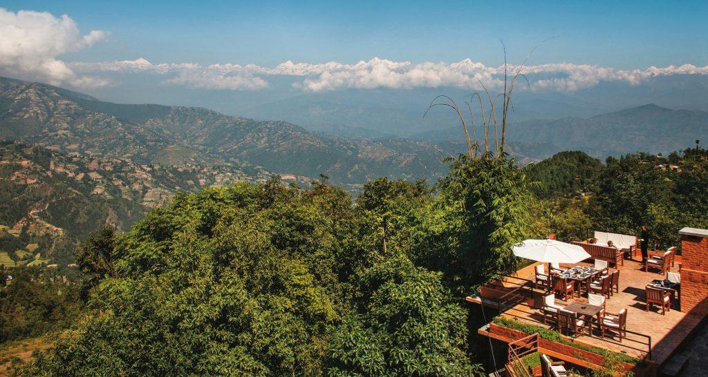 Chiasapani Nagarkot Dhulikhel Trek