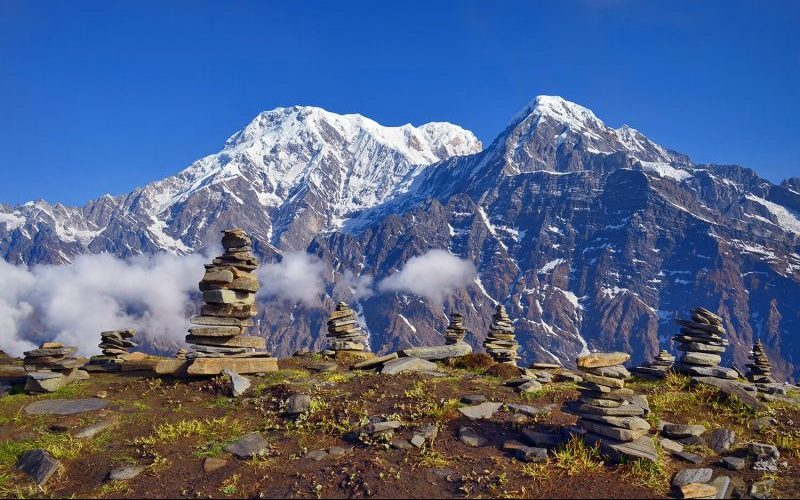 Best 5 Treks in Nepal